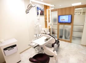 個室診療台